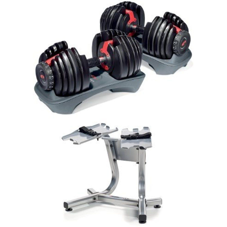 bowflex selecttech 552 adjustable dumbbells pair you can get rh pinterest com