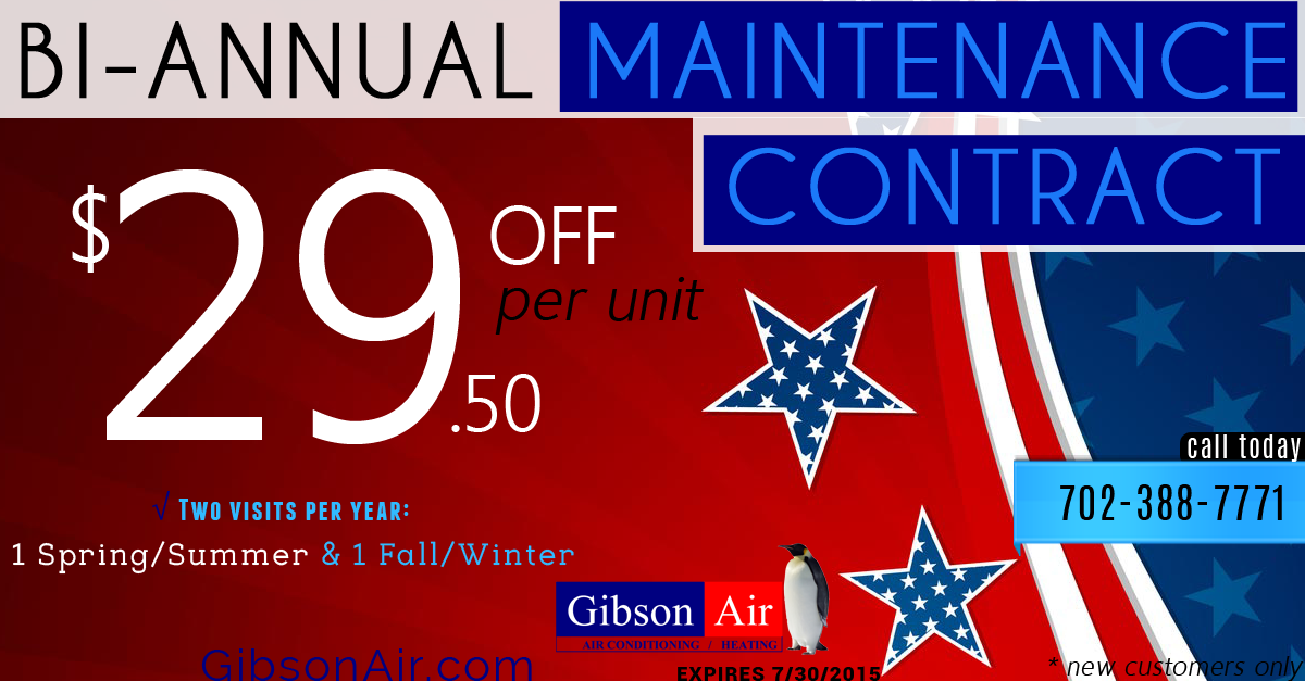 Air conditioning Maintenance Tune Up coupon for Air