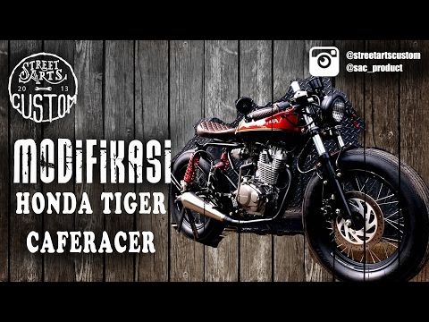 """modifikasi caferacer """"the nerd"""" megapro - youtube   motorbike"""