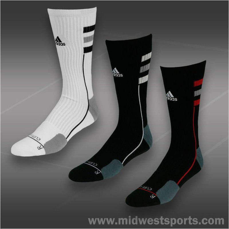 adidas Team Speed Crew Sock.  10.99 for 1 Pair   616461a95