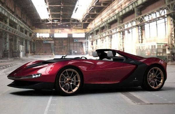 Ferrari Sergio designed by Pininfarina to hit Qatar roads by early 2014