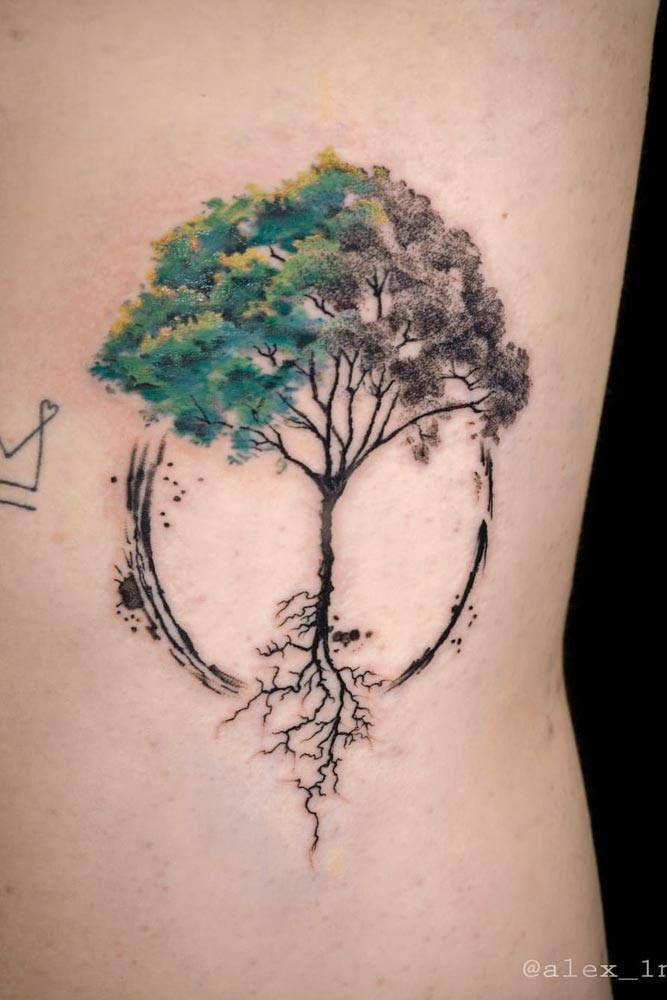 Photo of Idées incroyables de tatouage d'arbre dont beaucoup peuvent s'inspirer | Glaminati