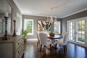 BM Chelsea Gray Convincing Myself This Is The Right Color Edina Cottage