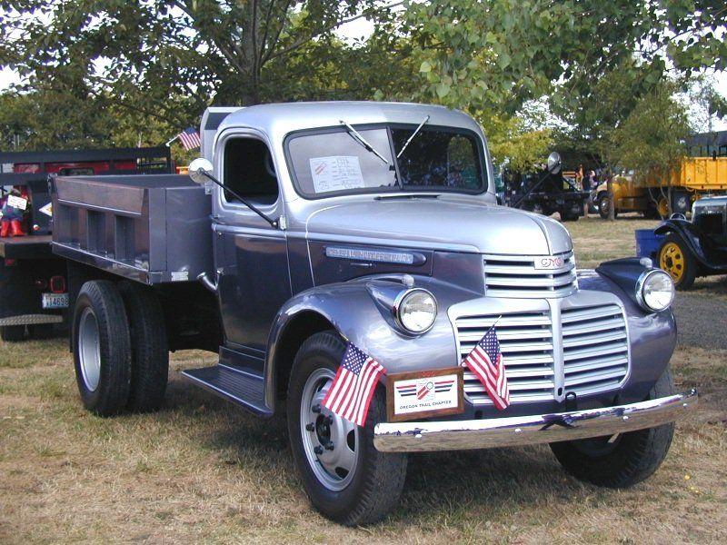 Gmc 1946 1946 Chevy Truck Big Trucks Gmc Trucks