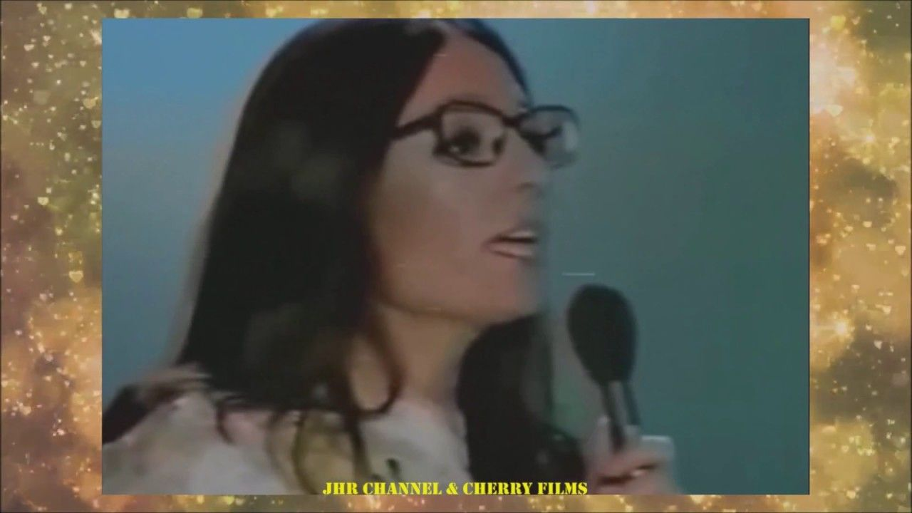 NANA MOUSKOURI & JOHNNY MATHIS LOVE STORY JHR CHANNEL & CHERRY FILMS (com Imagens