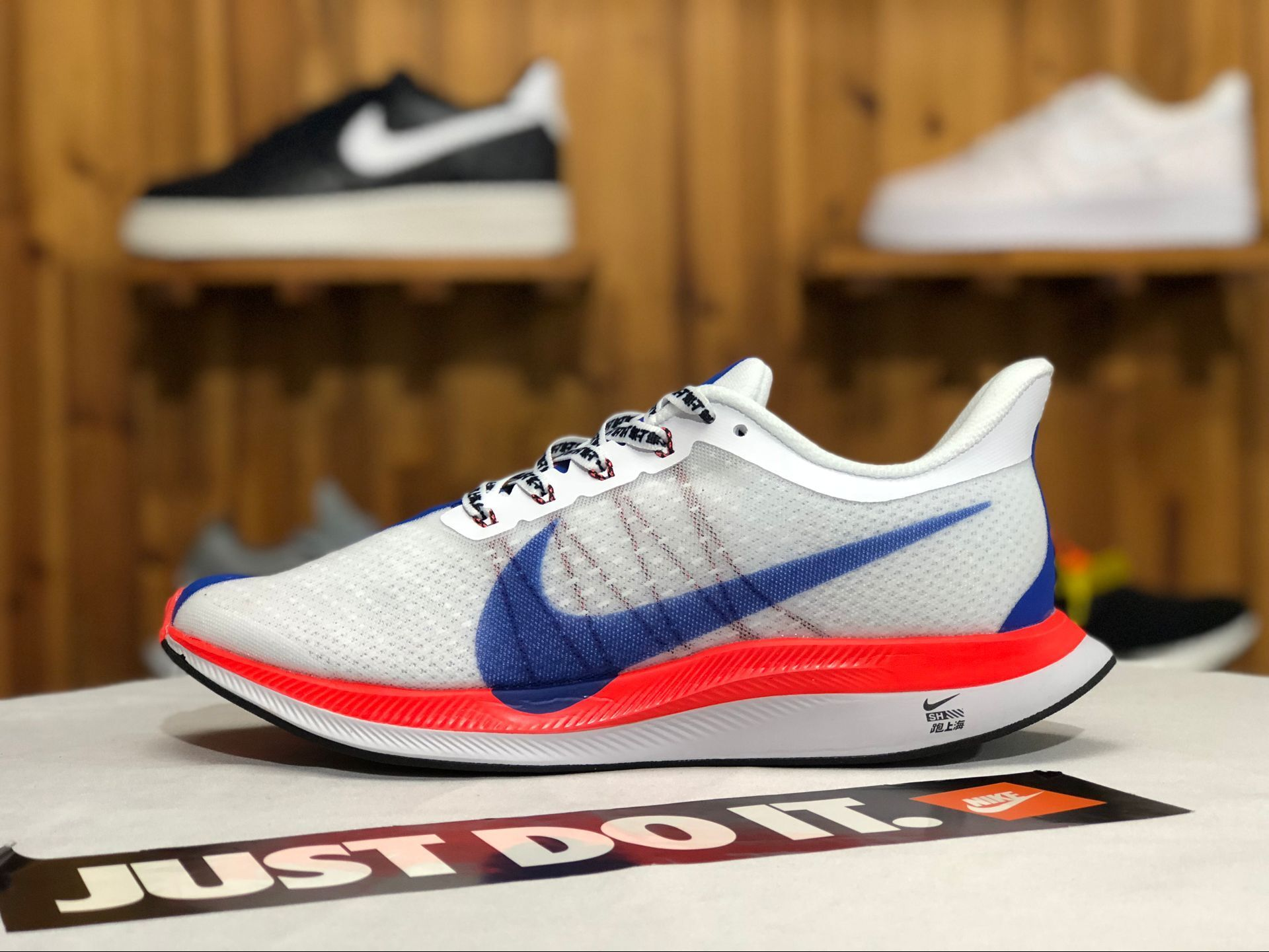 Nike Air Zoom Pegasus 35 Turbo Shanghai Rebels For Sale