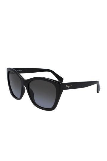 Salvatore Ferragamo | 56mm Square Cateye Sunglasses #nordstromrack