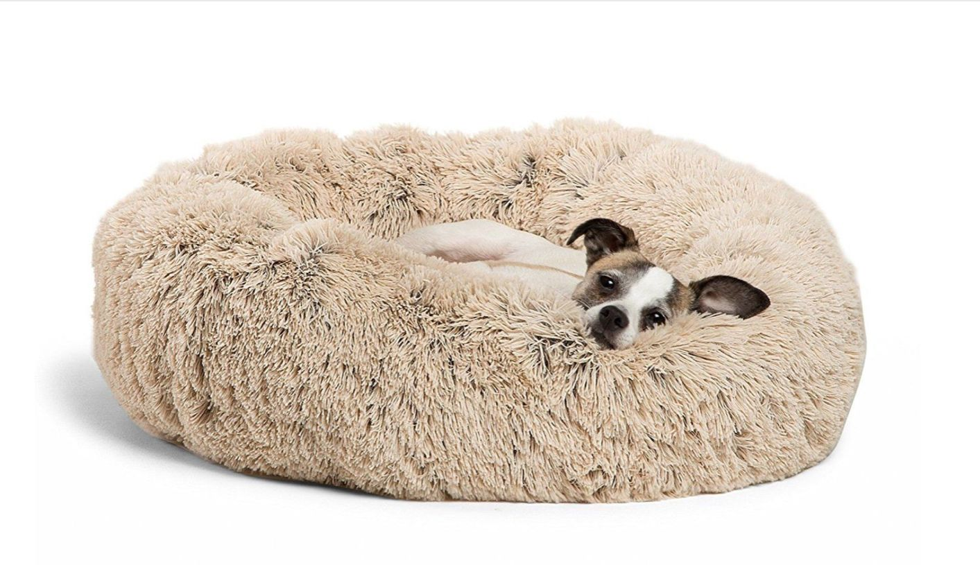 Tping Soft Warm Dog Sleeping Bag Cozy Pet Dog Cat Cave Bed for Winter Large, Grey