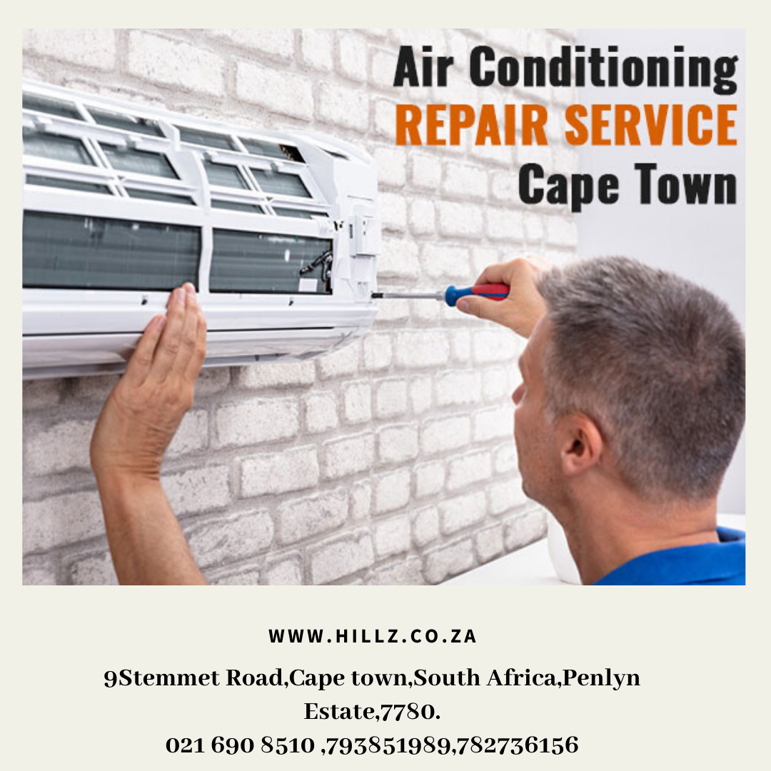 Professional Air Conditioning repair service cape town