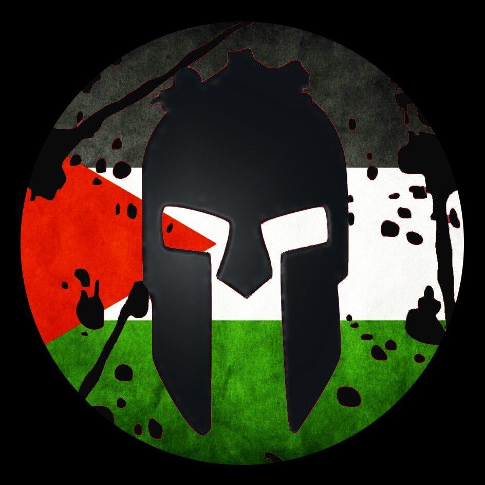 Palestine Spartan Logo | Spartan Race Logos | Spartan race