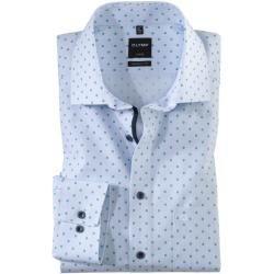 Photo of Olymp Luxor shirt, modern fit, Global Kent, green, 37 Olymp