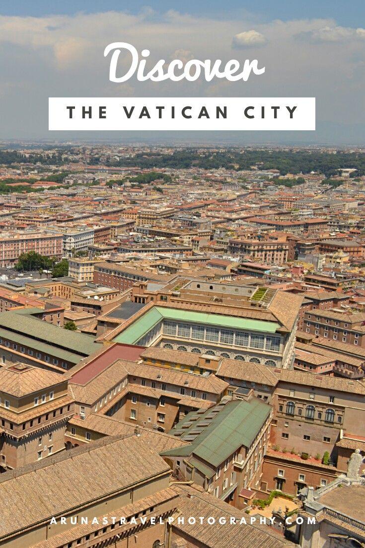 Discover The Vatican City: Photo Walk In Città Del