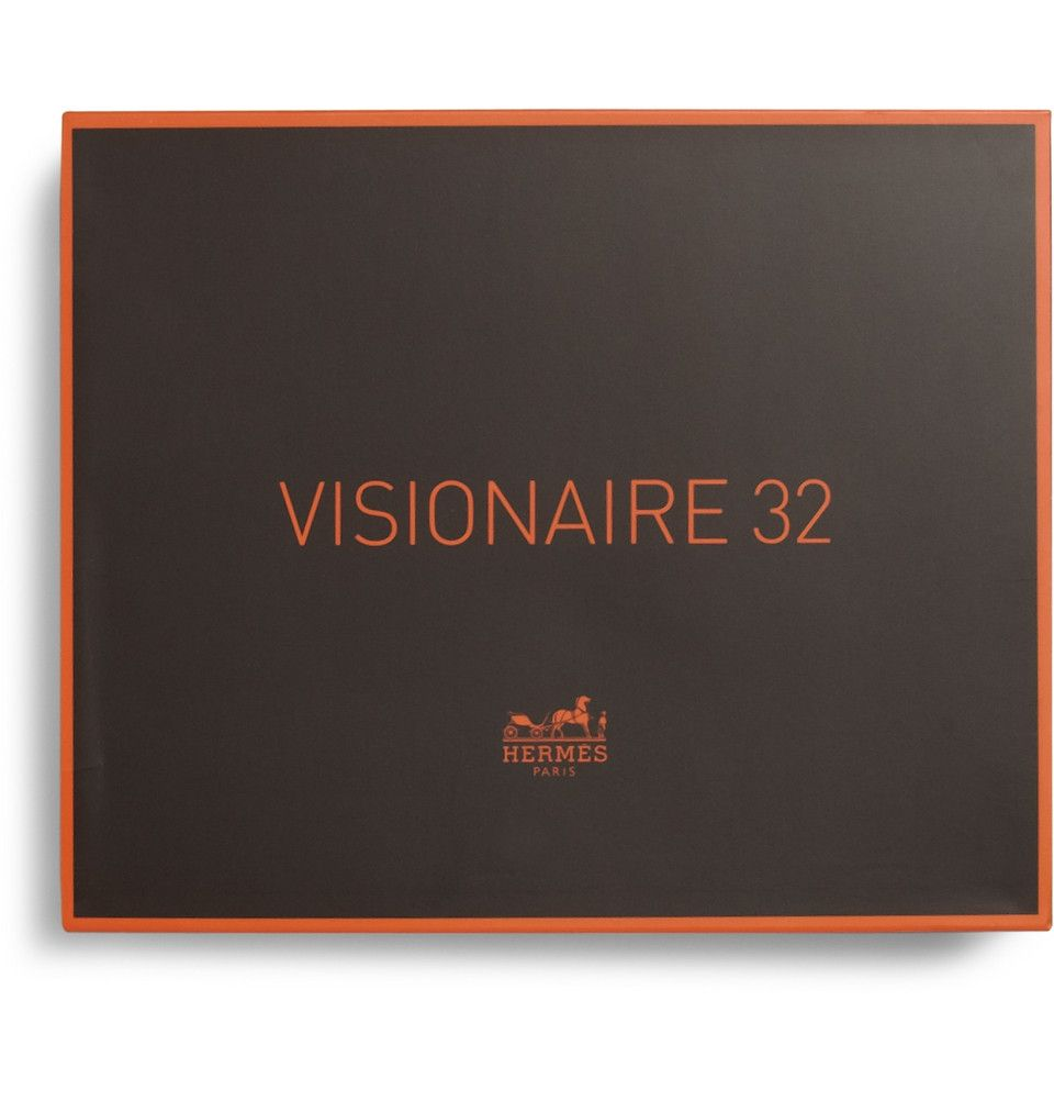 Visionaire Where? Limited Edition Hermès Travel Pouch with Postcards