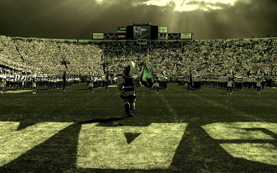 Prepare For Glory Michigan State Football Michigan State Spartans Michigan State University