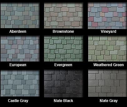 Tips To Choose The Color Of Slate Roof Tiles: 1. Think Before Installing  Black