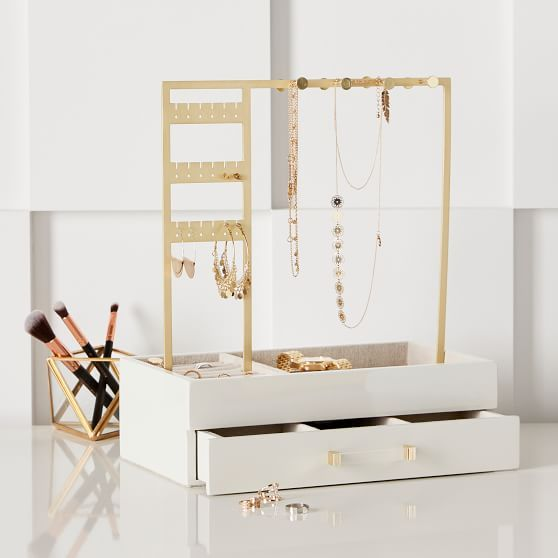 Photo of Elle Lacquer Jewelry Display Stand