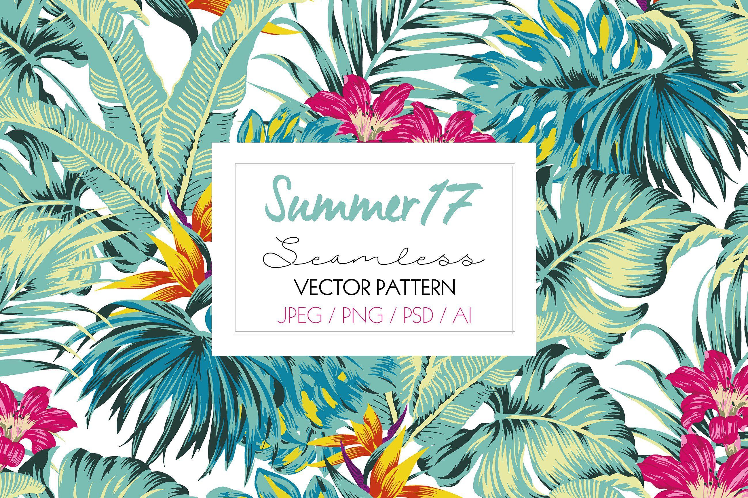 TROPICAL SUMMER PRINT  Summer prints, Prints, Graphic patterns
