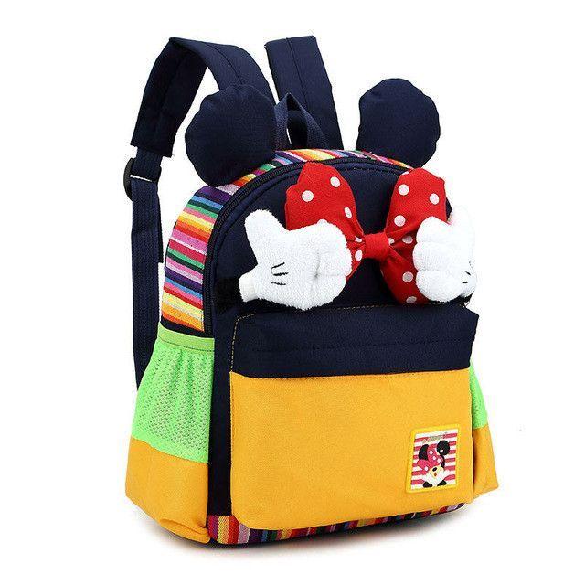 Hello Kitty Children School Bags set Mochilas Kids Backpacks