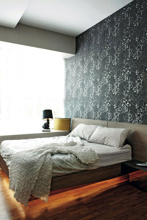 Bedroom Design Ideas 5 Bedrooms With Wallpaper Feature Walls Home Home Decor Stylish Bedroom