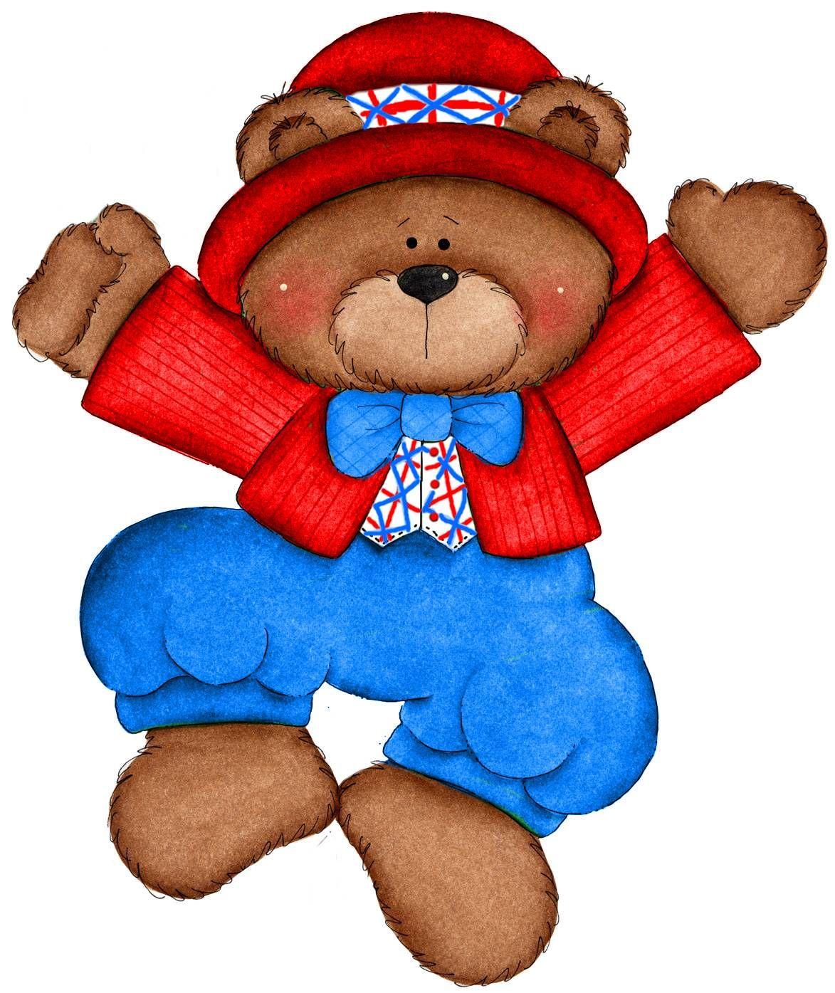 St George S Bear Teddy Bear Images Bear Art Animal Clipart