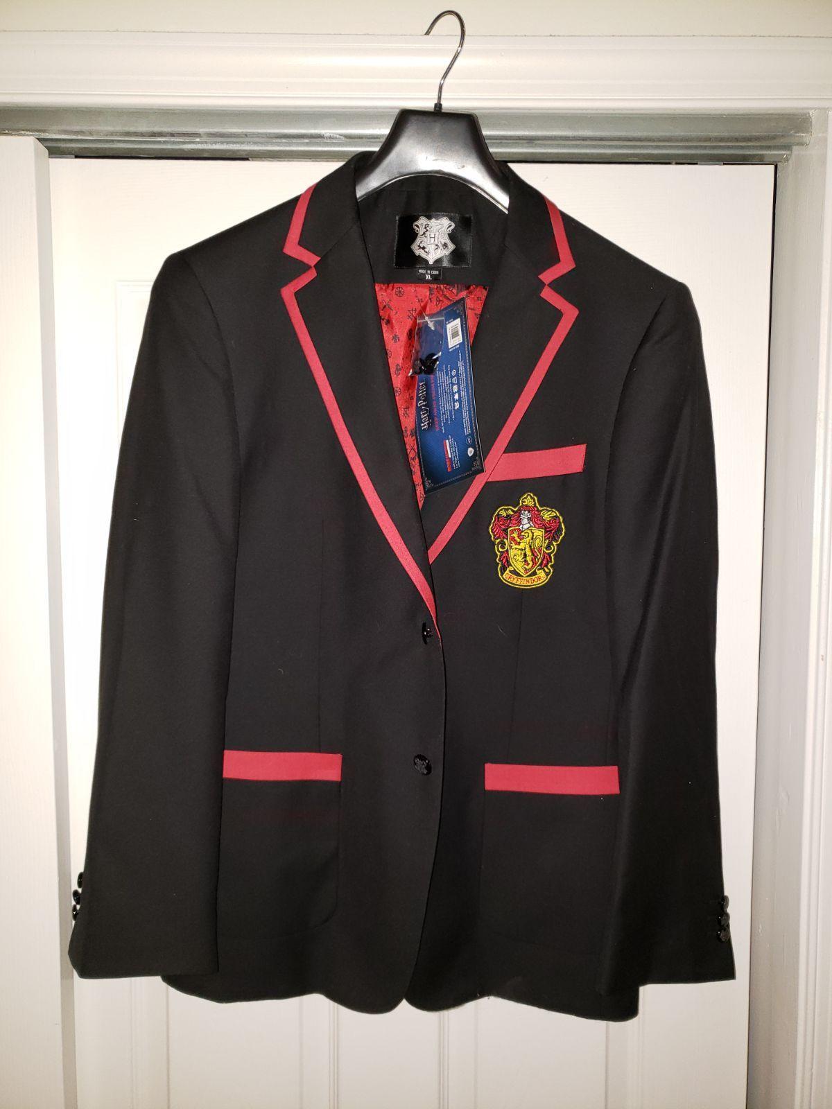 XLHarry Potter Griffyndor Blazer Blazer, Jacket