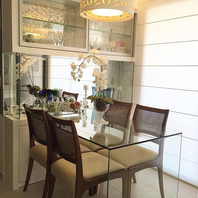 Aparador Buffet E Cristaleira ~ #mulpix Apartamento compacto com soluç u00e3o de móvel