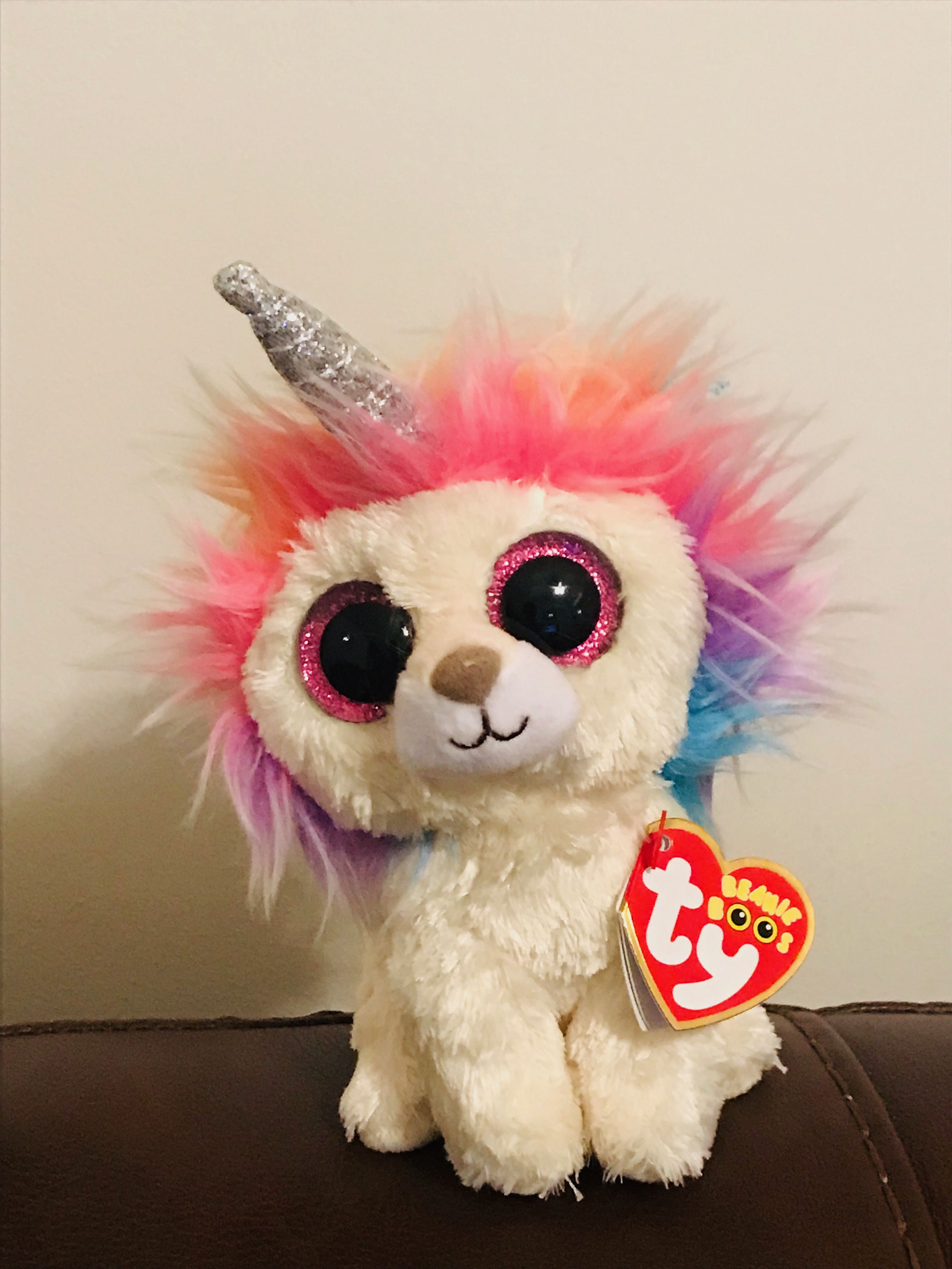 """Ty Beanie Boo """"Layla"""" Claire s Exclusive  21fcf2b71e3"""