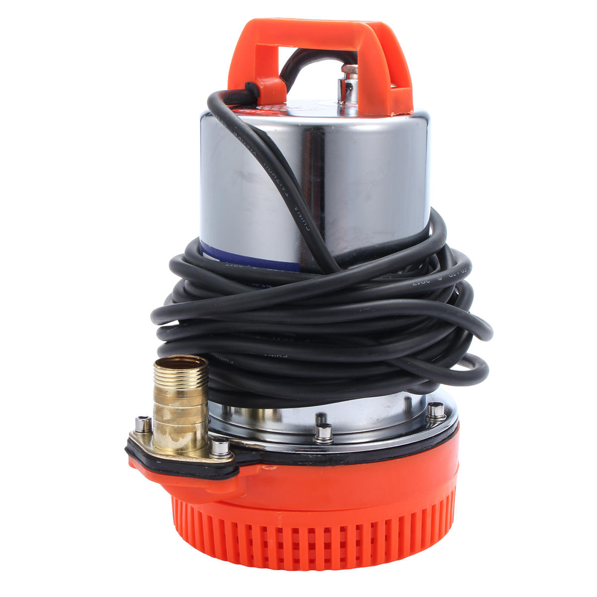 48V Submersible Clean Dirty Water Pump 1 5HP Swimming Pool