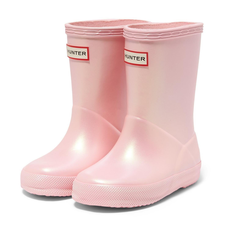 Toddler//Little Kid UBELLA Babys Girls Boys Flat Shoes Button Winter Warm Fur Snow Boots