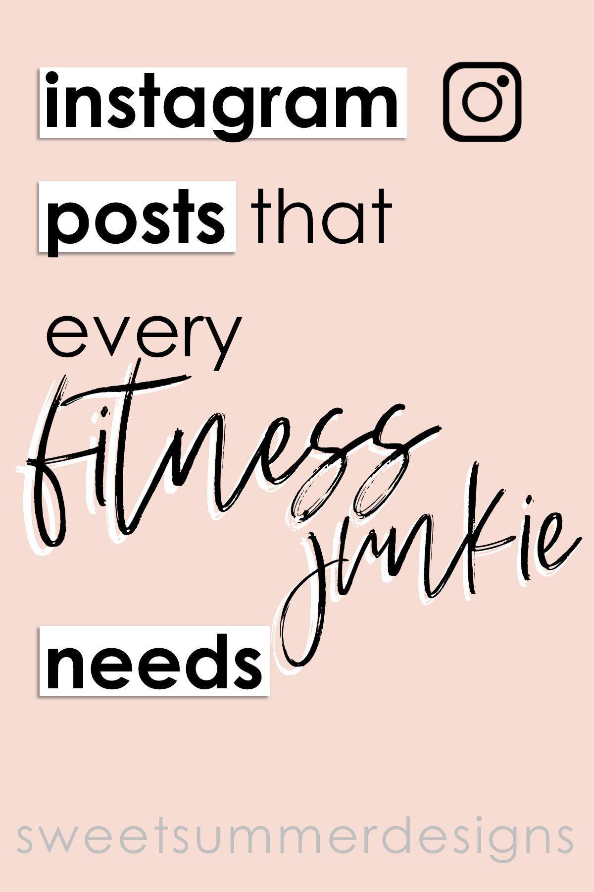 Best Fitness Motivation Instagram Accounts