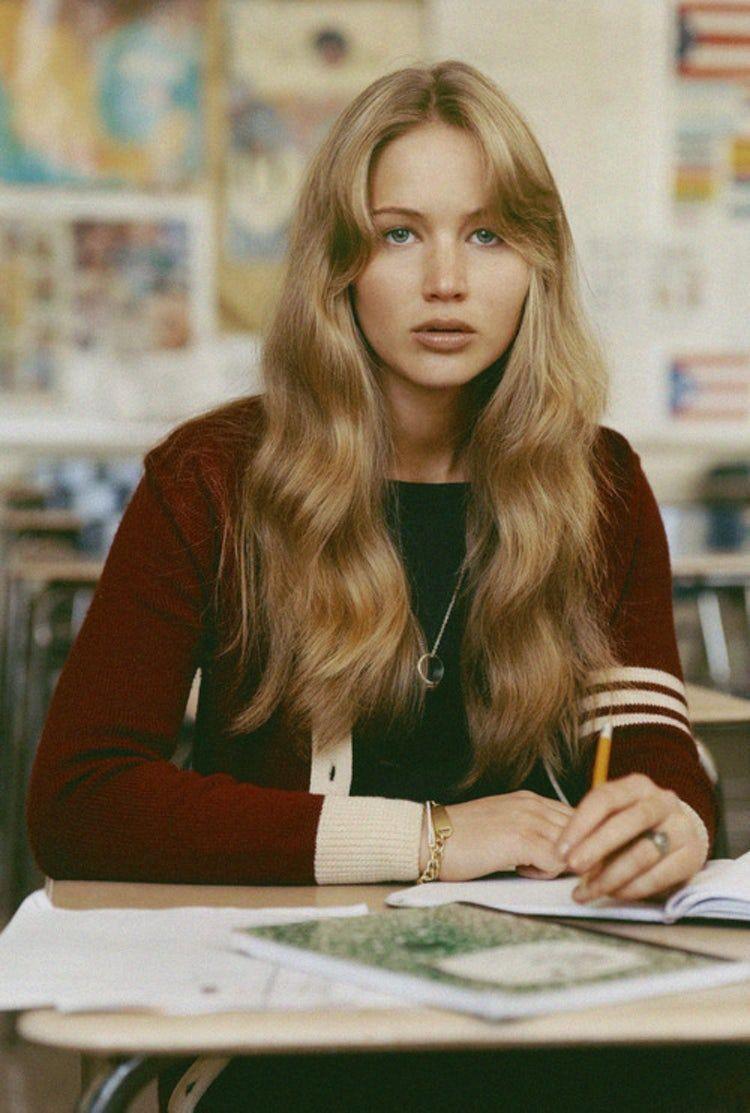 Epingle Par Lc Sur Jennifer Lawrence Ulzzang Girl Fashion Easy