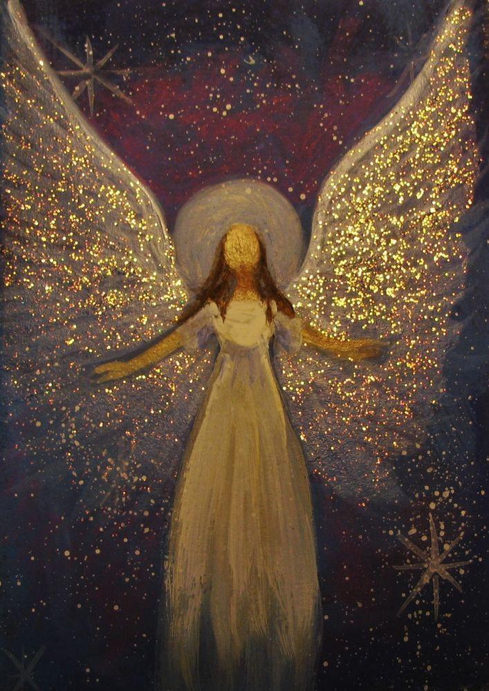 Photo of Archangel Gabriel, Michael, Raphael, Uriel, Metatron