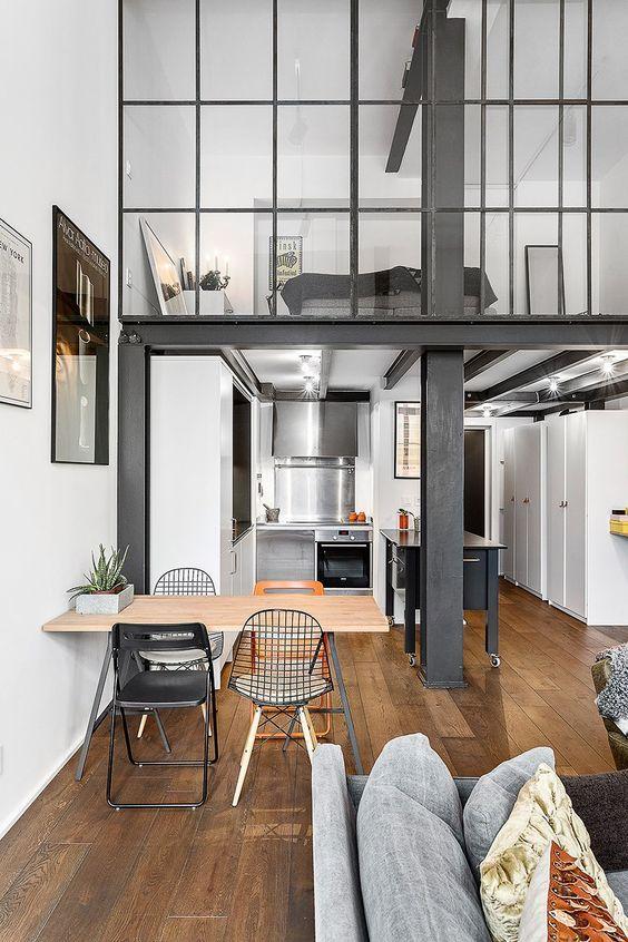 Perfect Loft Design Idea To Copy Apartment Interior Loft Interiors Loft Interior Design