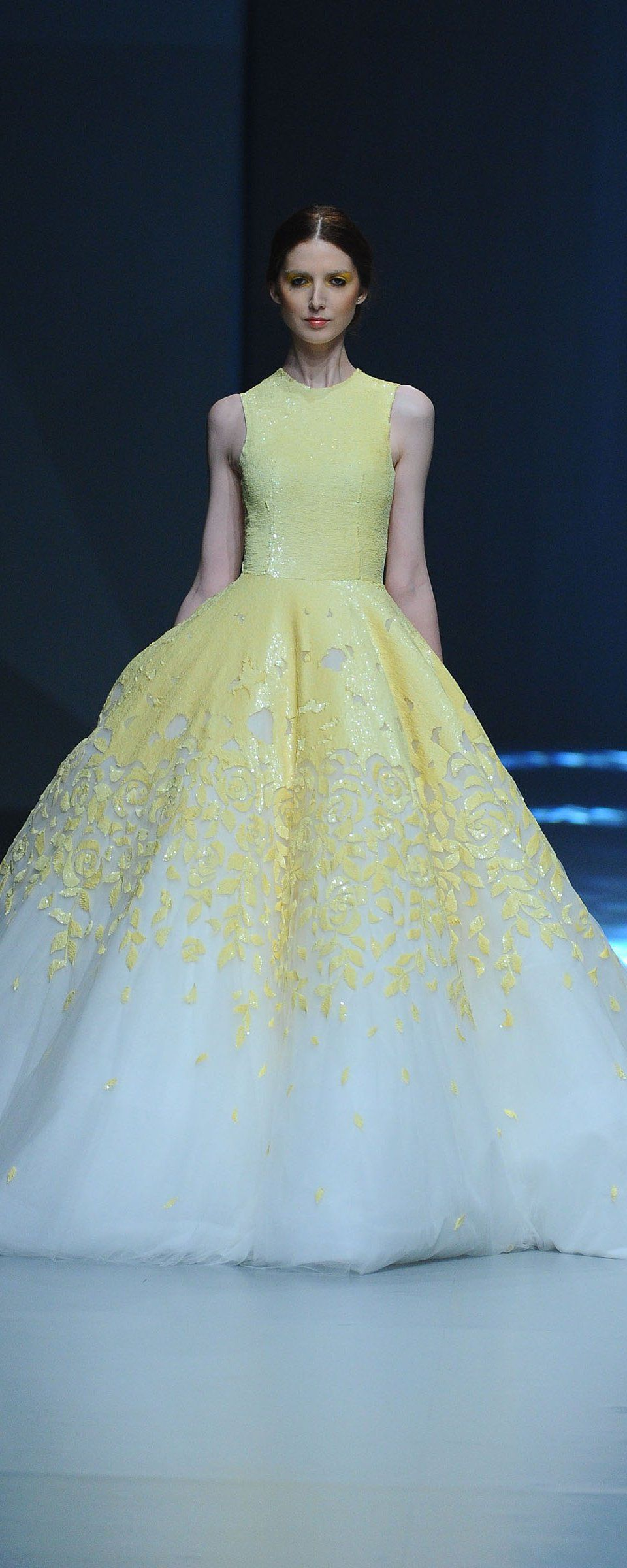 Michael Cinco Spring-summer 2015 - Ready-to-Wear | Http ...