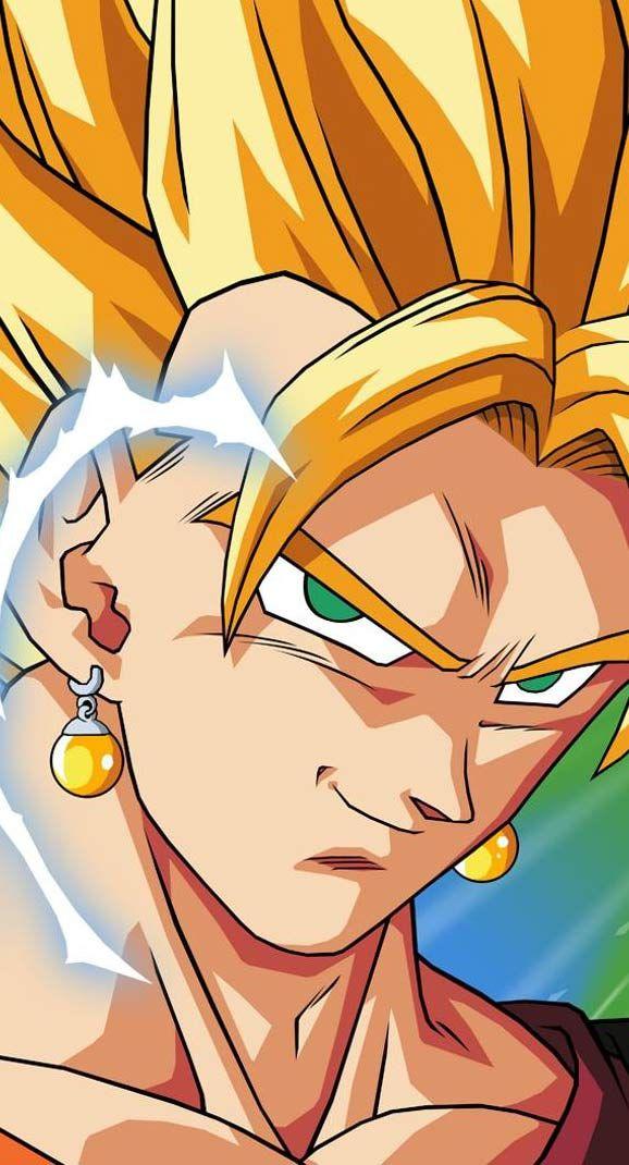 Vegetto Dragon Ball Z Wallpapers Portrait Dragon Ball