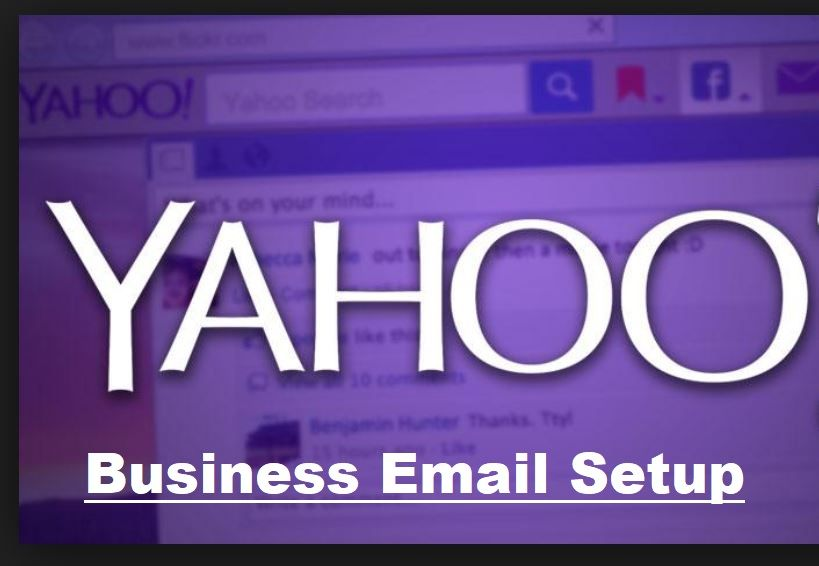 Yahoo Business Email Setup Yahoo Small Business Mail Sleek Food In 2020 Business Emails Yahoo Small Business Part Time Business Ideas