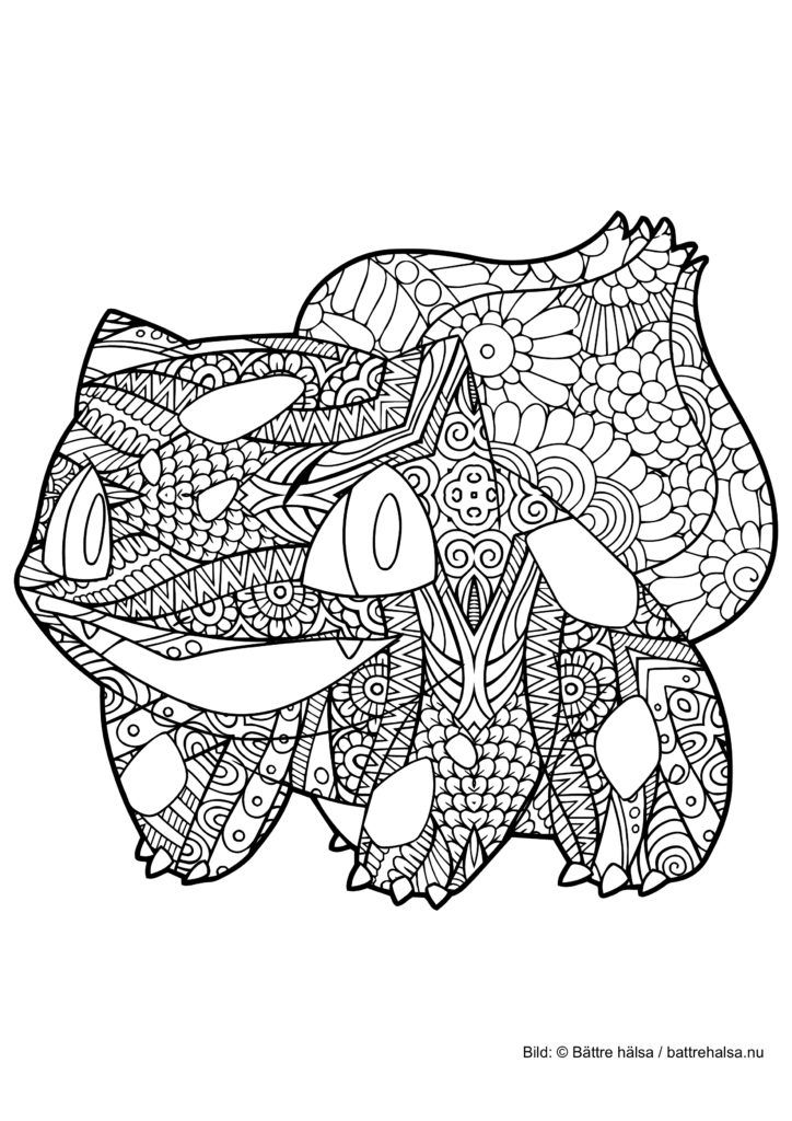 Malarbilder Malarbild Gratis Malarbilder Gratis Malarbild Malarbok Malarbocker Malarb In 2020 Mandala Coloring Pages Pokemon Coloring Pages Mindfulness Colouring