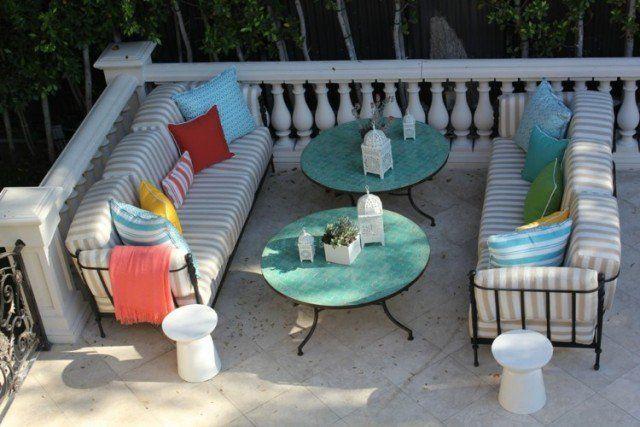 Déco jardin avec mosaïque en 28 beaux exemples | Jardin ...