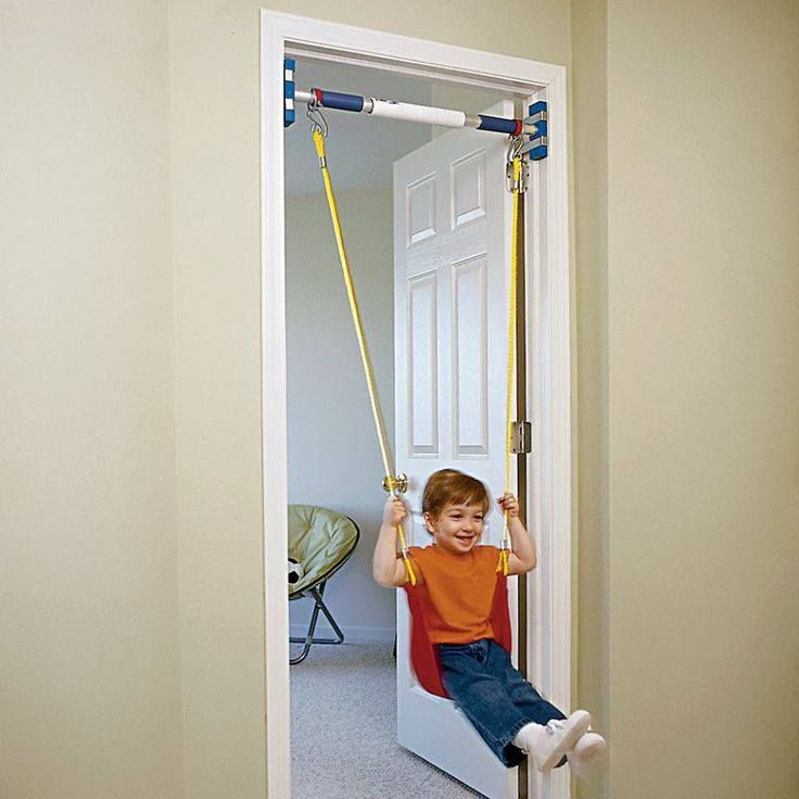 Door frame swings | kids interior design in 2018 | Pinterest ...