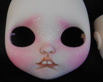 Custom RBL Blythe Doll Faceplates