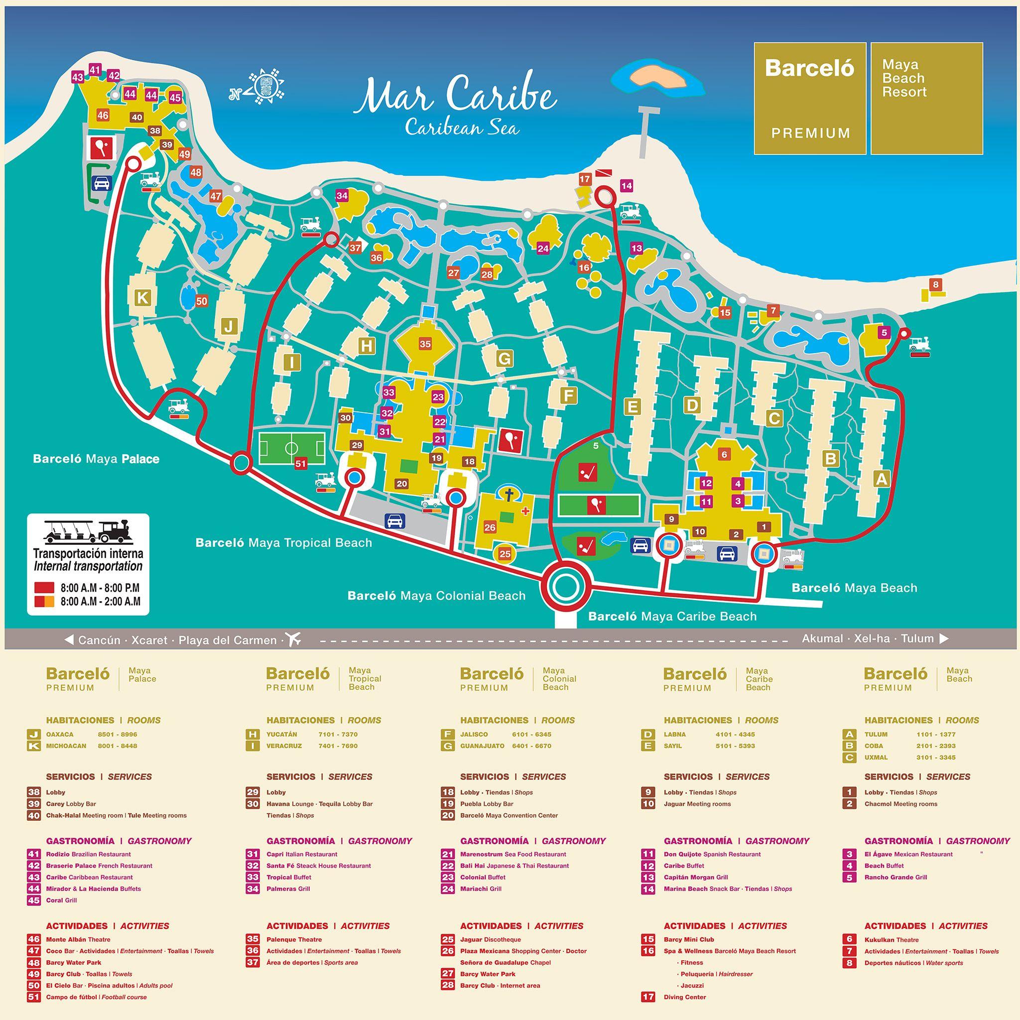 Barcelo Maya Colonial – Riviera Maya