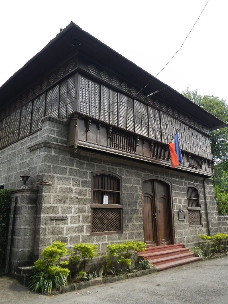 Category Ylagan De La Rosa Ancestral House Philippine Houses Modern Filipino House Filipino Architecture