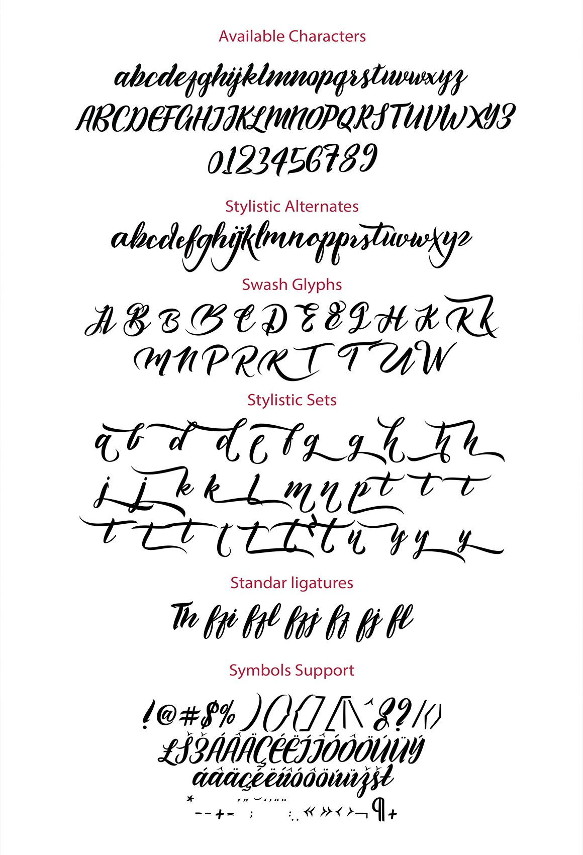 Fanatic Font  Handwritten Letters Fonts And Logos
