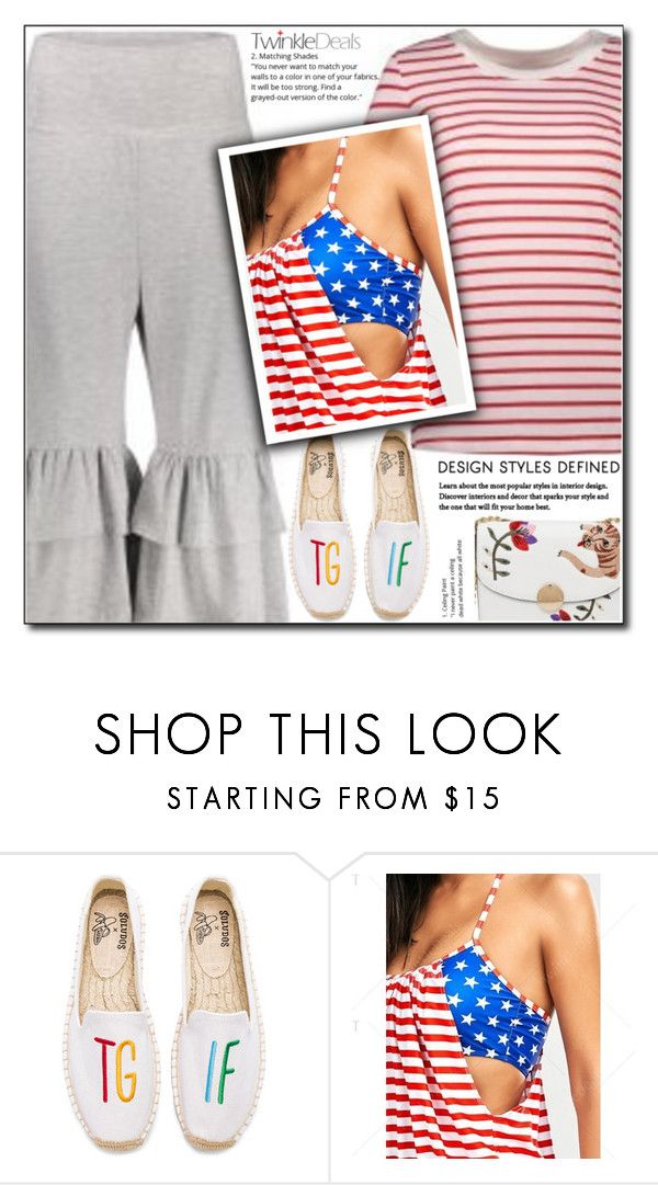 """""""defined"""" by shadejuric ❤ liked on Polyvore featuring Soludos"""