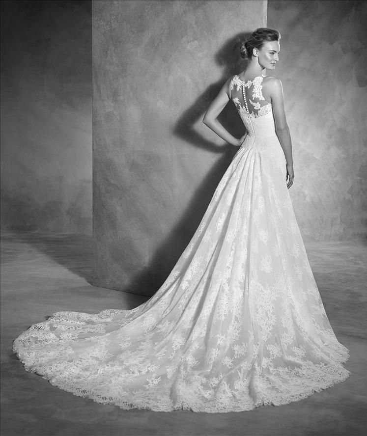 Pronovias Nube Pronovias Wedding Dress Wedding Dresses