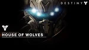Expansion, La casa de los lobos