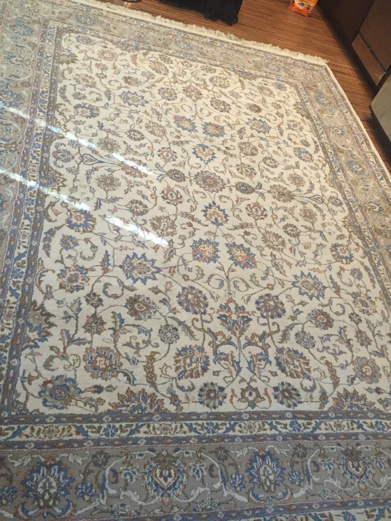 She S A Super Soft Large Fl Oriental Rug Flora Medium To Thick Pile Makes It The Perfect Living Room Area Formal Or Informal Dining