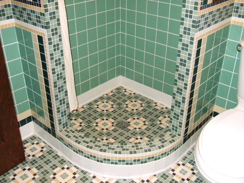 unglazed porcelain floor tile sample