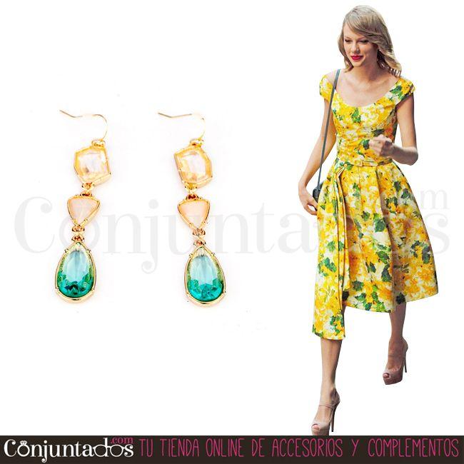 Unos #pendientes largos con cristales en tonos pastel perfectos para tu día a día ★ 9'95 € en https://www.conjuntados.com/es/pendientes/pendientes-largos/pendientes-dorados-con-cristales-en-tonos-pastel.html ★ #novedades #earrings #conjuntados #conjuntada #joyitas #lowcost #jewelry #bisutería #bijoux #accesorios #complementos #moda #fashion #fashionadicct #picoftheday #outfit #estilo #style #GustosParaTodas #ParaTodosLosGustos