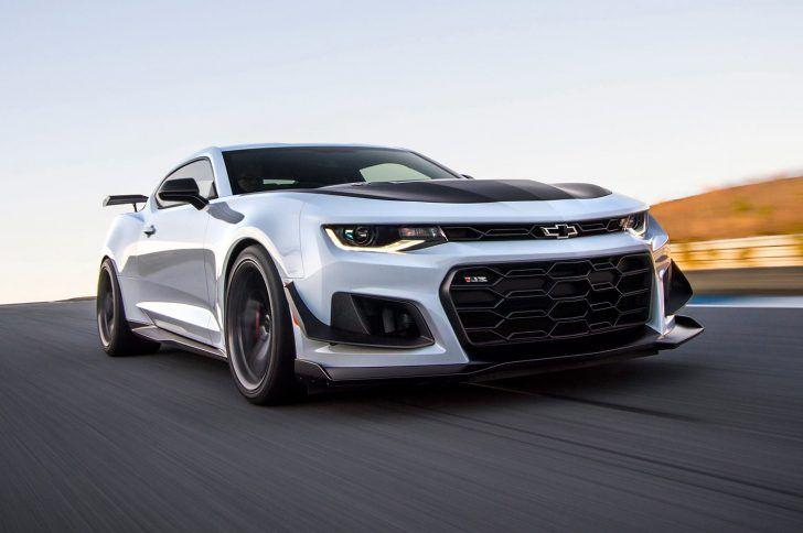 2018 Chevrolet Camaro Zl1 1le Hd Wallpaper Automobiles And Fancy